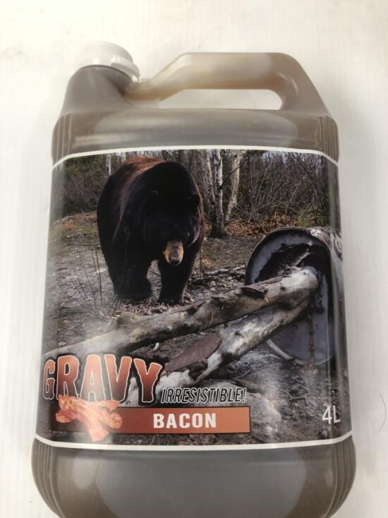 MEUNERIE SOUCY GRAVY BACON 4L