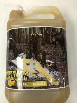 MEUNERIE SOUCY GRAVY BANANE 4L