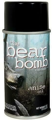 HUNTERS THE BEAR BOMB ANISE OIL