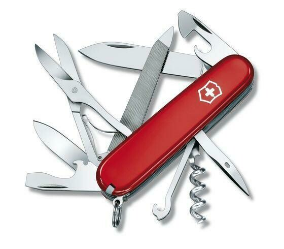 VICTORINOX COUTEAU SWISS MOUNTAINEER 18 FONCT.