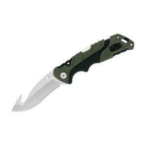 BUCK KNIVES PURSUIT COUTEAU PLIANT  AVEC LAME CROCHET