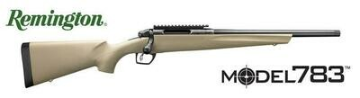 REMINGTON 783 SYNT/NOIR CAL.308 HEAVY BARREL