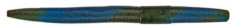 NXS SOFTBAITS 5' GREEN PUMKIN BLUE SWIRL