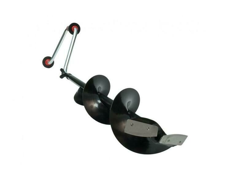 ALTAN MANUAL ICE AUGER 8''