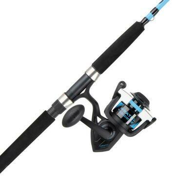 PURE FISHING PENN WRATH5000 CANNE ET MOULINET 8FT 2P MH