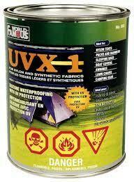 WORLD FAMOUS UVX PROTECTEUR POUR NYLON (946ML)