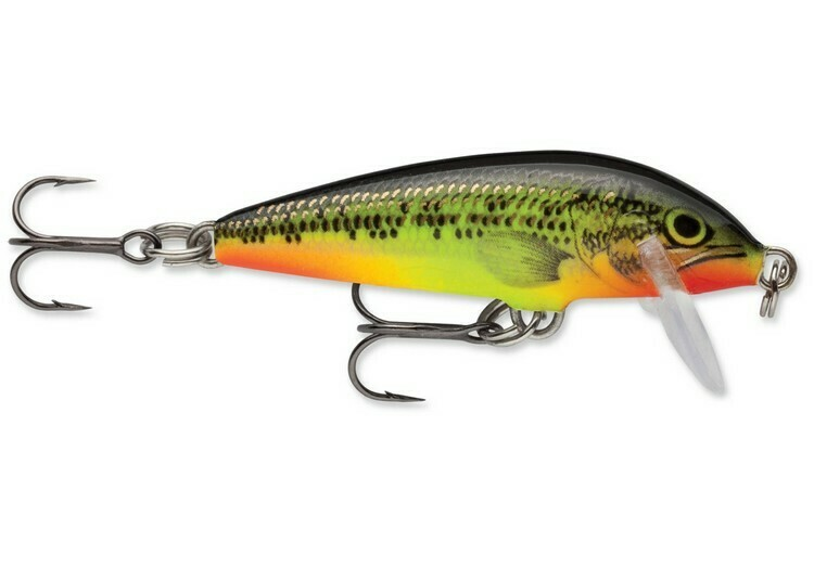 RAPALA COUNTDOWN SINKING 05 RIRE MINNOW