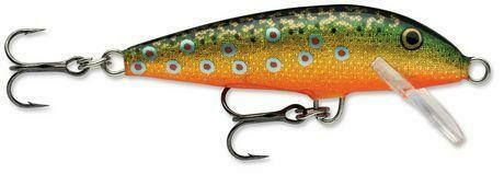 RAPALA ORIGINAL FLOATING 07 BROOK TROUT