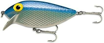 STORM POISSON NAGEUR THINFIN  06  SILVER BLUE SHAD  2.5PO