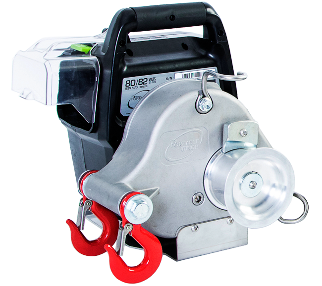 PORTABLE WINCH PCW3000 LITIUM