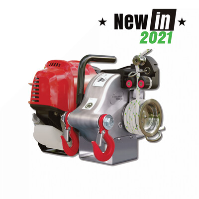 PORTABLE WINCH TREUIL PCW-4000