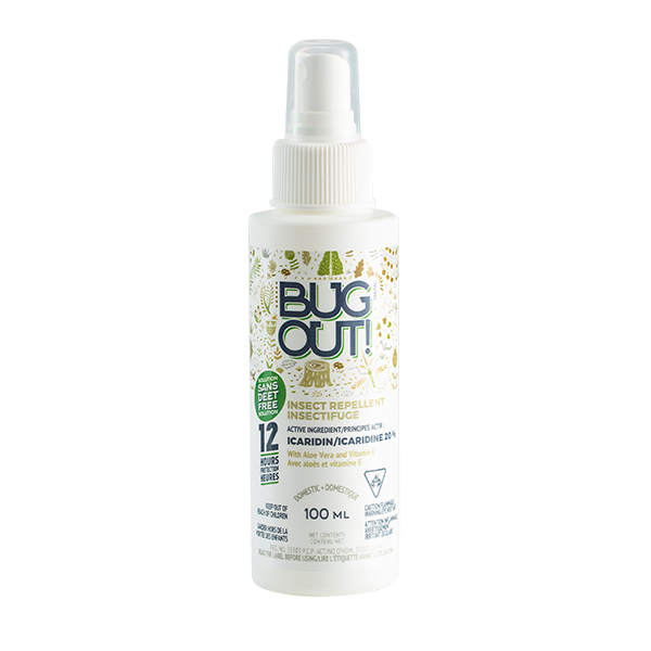 BUG OUT INSECTIFUGE SPRAY 100ML 30% DEET