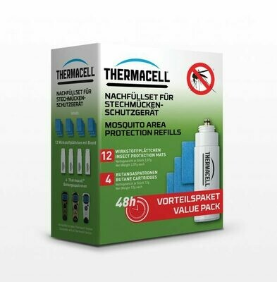 THERMACELL INSECTIFUGE RECHARGE (48 HRS)