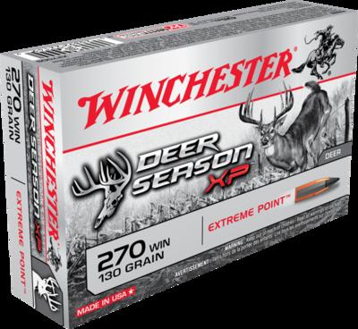 WINCHESTER DEER SEASON XP CAL.270 130G