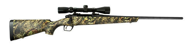 "REMINGTON MODEL 783 MOSSY OAK BREAKUP COUNTRY W/3-9 X 40 MM SCOPE 22"" 30-06 SPRG"