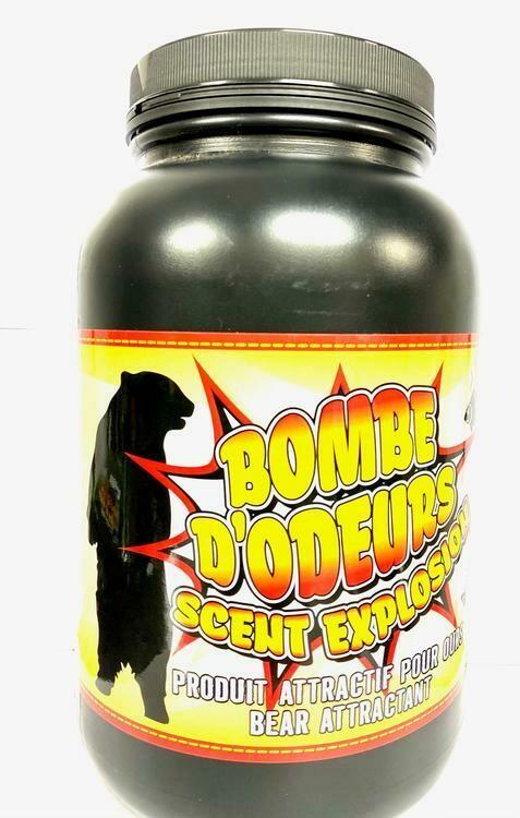 MEUNERIE SOUCY BOMBE D'ODEURS OURS