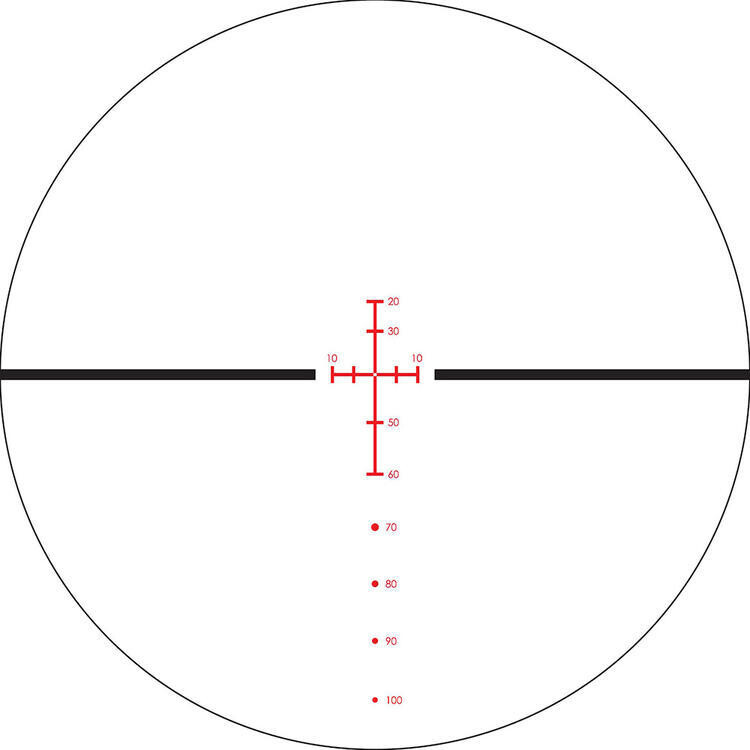 VORTEX Lunette de tir Crossfire crossbow II 2–7x32 avec réticule illuminated