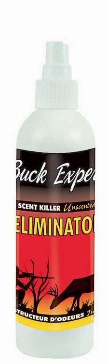 BUCK EXPERT DESTRUCTEURS D'ODEURS ELIMINATOR D'ODEUR DESTRUCTEUR 350ML 11,25OZ