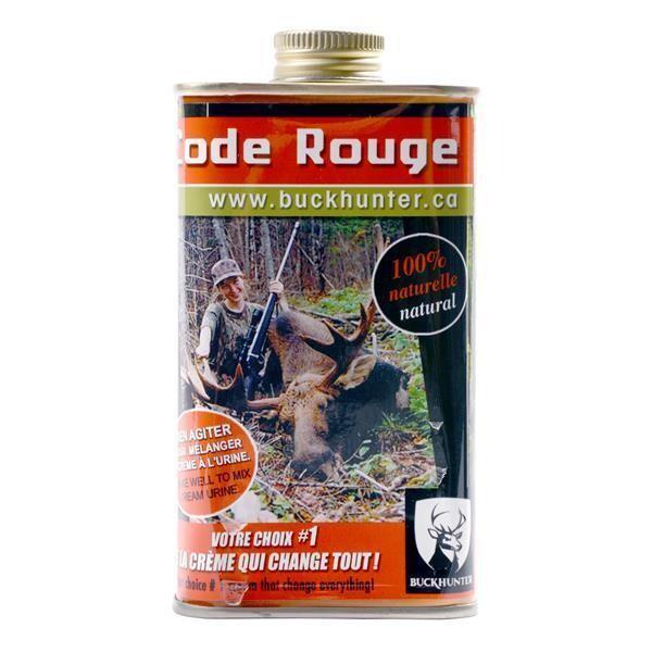 BUCKHUNTER URINE CODE ROUGE ORIGNAL  250ML