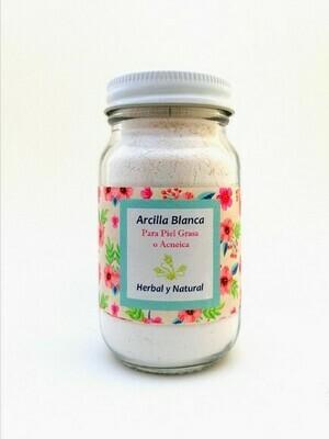 Arcilla Blanca - Caolín