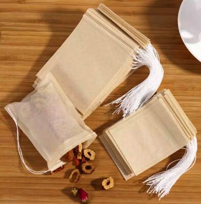 Filtros para Té - Papel biodegradable