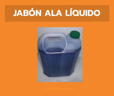 Jabón ALA Liquido