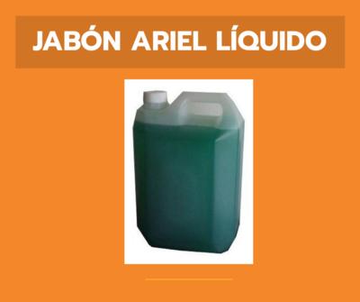 Jabón ARIEL Liquido