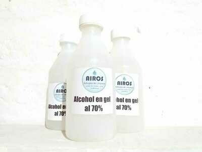 ALCOHOL EN GEL x 250ml