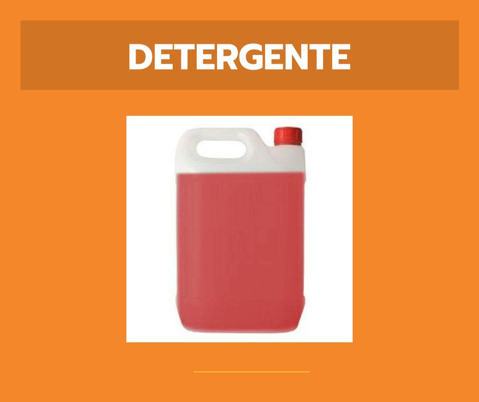 Detergente Común