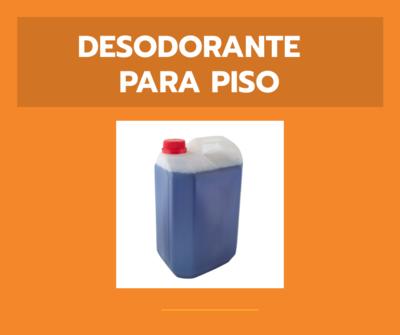 Desodorante para piso (Lavanda/coniglio/uva/limón)
