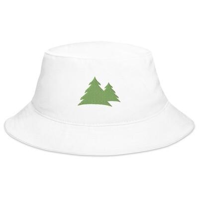 Green Logo Bucket Hat