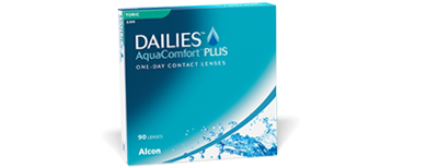 DAILIES® AquaComfort Plus® Toric - 90 Pack