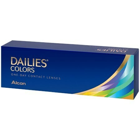 DAILIES® COLORS - 30 Pack
