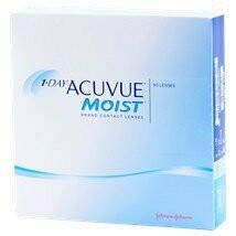 1-DAY ACUVUE® MOIST® Brand 90Pack