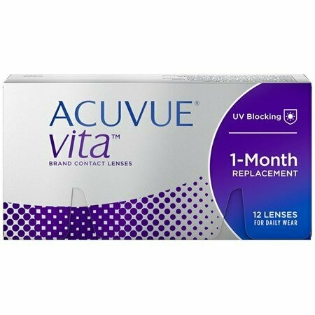 ACUVUE® VITA™ with HydraMax™ Technology 12 Pack