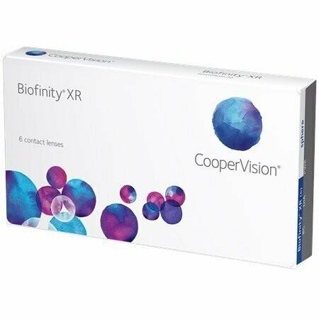 Biofinity® XR 6 pack