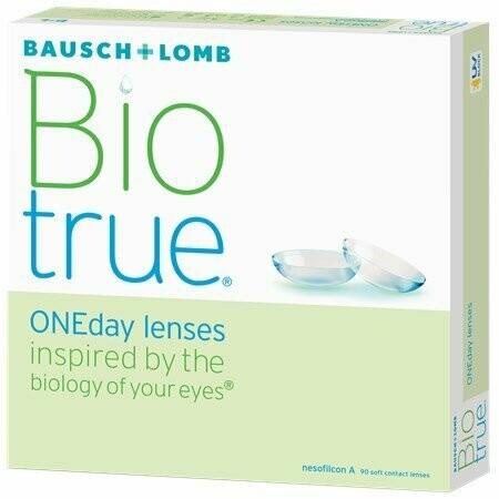 Biotrue® ONEday for Astigmatism (90-pack)