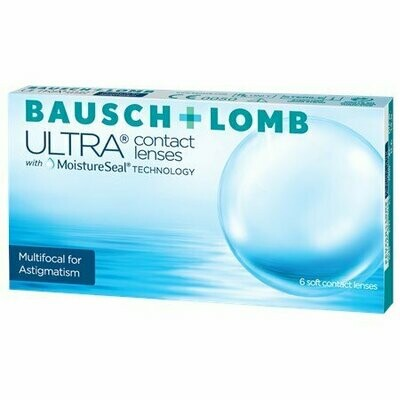 Bausch + Lomb ULTRA®​ Multifocal for Astigmatism (6-pack)