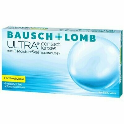 Bausch + Lomb ULTRA® for Presbyopia (6-pack)