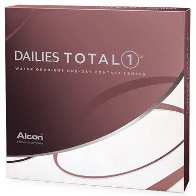 DAILIES® Total1 - 90 Pack