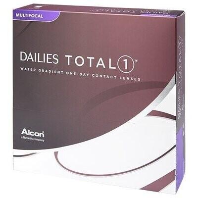 DAILIES® Total1 Multifocal- 90 Pack