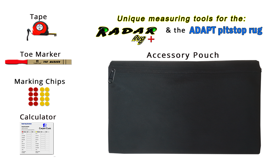 Accessory 2 - Tools & Pouch