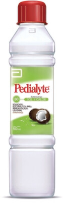 PEDIALYTE 30 SABOR COCO 500 ML