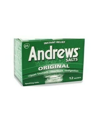 ANDREWS ORIGINAL X 12