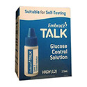 Omnis Health Embrace® TALK Glucose Control Solution, Low-(L1)