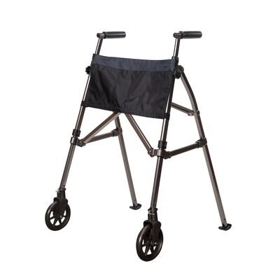 Walker Locking & Swivel Wheel Kit Combo -Set of 2
