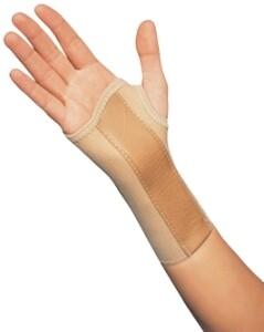 Wrist Splint Select® Elastic Left Hand X-Small