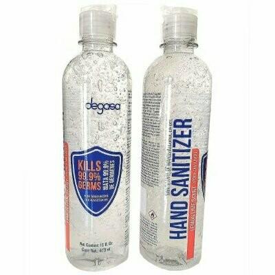 Hand Sanitizer 16 oz. Ethyl Alcohol Gel Bottle SANITIZER, HAND 70% LEMON-LIME16OZ (22/CS) Available in Single Bottle.