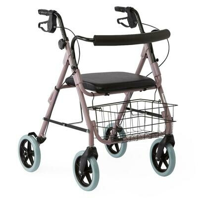 Guardian Deluxe Rollators with 8
