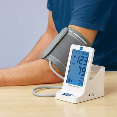 Digital Automatic Blood Pressure Monitor, Adult